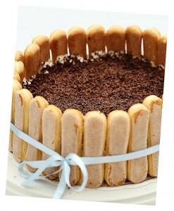 Tiramisu-tårta